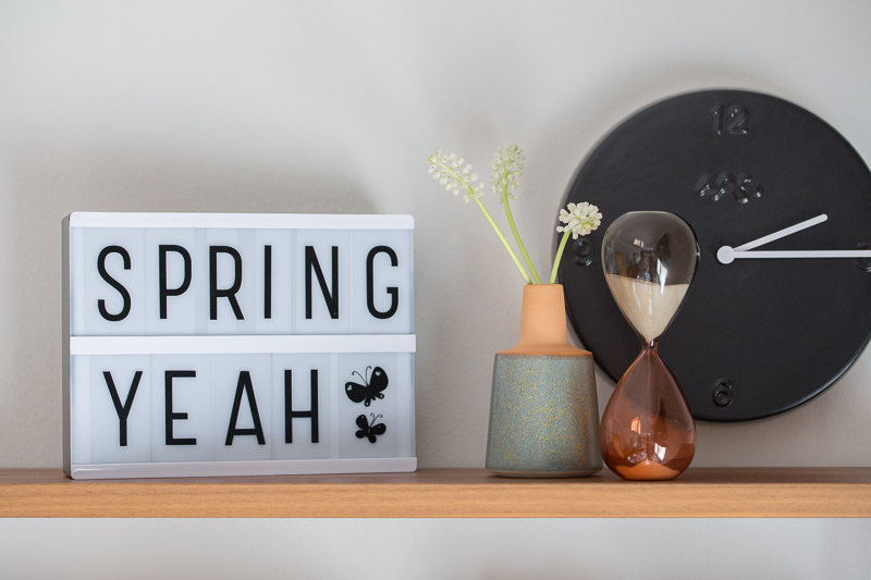 spring, yeah!