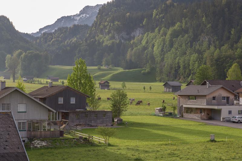 quick trip to Vorarlberg