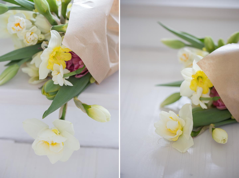 Von vielen letzten Handgriffen, Blumen und gutem Licht