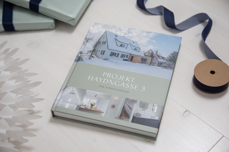"Buch ""Projekt Haydngasse 3"""