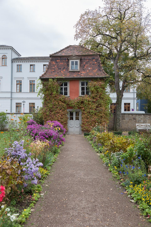 Goethe's Wohnhaus