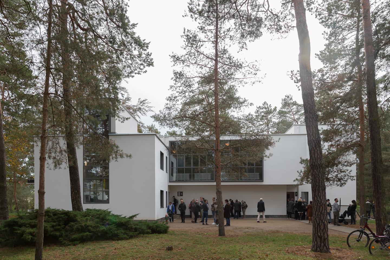 Meisterhäuser Dessau