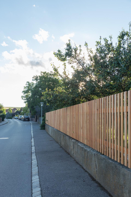 Zaun Abstand Grundstücksgrenze
